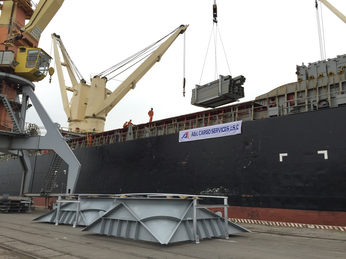 HEAVYLIFT - PROJECT CARGO CHARTERING